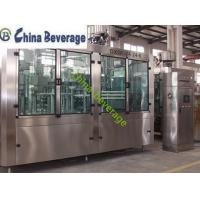 China Liquid Carbonated Water Filling Machine 8000 BPH Rotary Structure Rotary wholesale