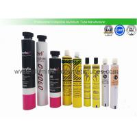 China Recyclable Large Oil Paint Tubes , Silk Screen Printing Empty Paint Tubes wholesale