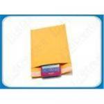China Customized Yellow kraft Mailing Bubble Envelopes Protective Bubble Padded Envelopes 5x10 inch wholesale