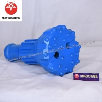 China Forging Processing DTH Hammer Bits Downhole Tools Wear Resistant wholesale