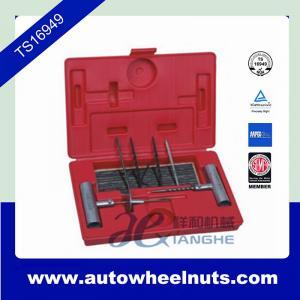 China Auto Tire Repair Kit 25pcs Tire Repair Tools / Tire Plugging Tools wholesale