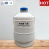 China TIANCHI Liquid Nitrogen Biological Container 15L Aviation Aluminum Tank Price wholesale