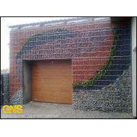 China Garden Fence Retaining Wall, Welded Gabion Facade Claddings,Stone Cages,Baskets wholesale