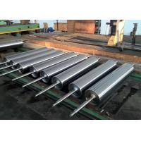 China Laser Engaved Chrome Rollers For Offset Flexo Moban Stainless Steel Pipe Material wholesale