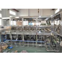 China Big Package 5 Gallon Drinking Water Filling Machine Stainless Steel Customized wholesale