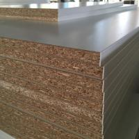 China High Strength Melamine Faced Chipboard , Melamine Chipboard Sheets Quick Delivery wholesale