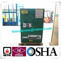 China Industry Mini Chemical Storage Cabinet , Metal Industrial Safety Cabinets CE Aprroved wholesale