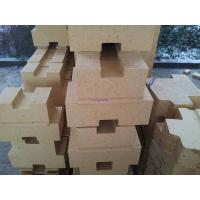 China Customized High Temperature Refractory Silica Brick For Hot-blast Stove / Furnace wholesale