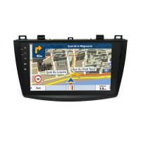 Car Multi-Media DVD Player Integrated Navigation System Mazda 3 Axela 2010 2011 Manufactures