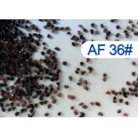 China 95 Grade Aluminum Oxide Blasting Abrasive Deblurring Media 2100 HV Hardness wholesale