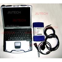 China Heavy Duty Truck Diagnostics For DAF Truck Diagnosis Scanner , Scanner For Trucks wholesale