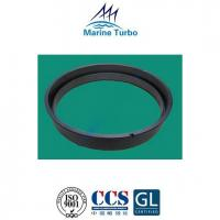 China T- ABB Turbocharger Cover Ring / T- VTR 0 1 Series Turbine Diffuser For Marine Propulsion Engines wholesale