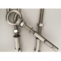 China Hardware Fasteners All- Powerful  Anchor Bolts With White Zinc Plated wholesale