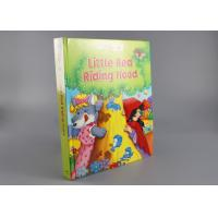 Quality Fancy Full Color Children Pop Up Books Gloss Art Paper And Spiral Binding for sale