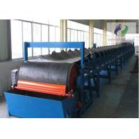 China Large Capacity Strong Industrial Belt Conveyor Systems For Gravel Cement Industry wholesale