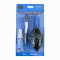 Buy cheap Camera Lens Cleaning Pen Kit, Includes Bottle, Cleaner and Brush from wholesalers