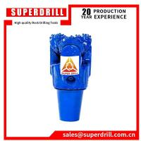 China Used Petroleum oil well API rock drill tricone bit for oil well drilling wholesale