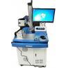 China 10 Watt UV Laser Marking Machine , UV Fiber Laser With Mobile Phone Screen wholesale