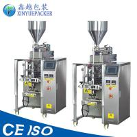 China Stainless Steel Automatic Liquid Packaging Machine 500g 1kg Back Sealing wholesale