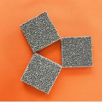 China Silicon Carbide Ceramic Foam Filter , Metal Foam Filter For Metal Filtration Industry wholesale