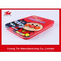 China 160*120*30mm Tinplate Printed Tin Boxes Rectangular Metal For Gifts Packaging wholesale