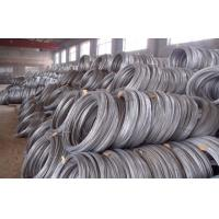 China High Tensile Galvanized Steel Strand / Wire Rope For Messenger Wire wholesale