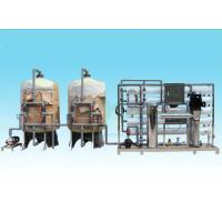 Quality Customized Ion Exchange Water Treatment System 10T/H For Drinking Water / Beverage for sale