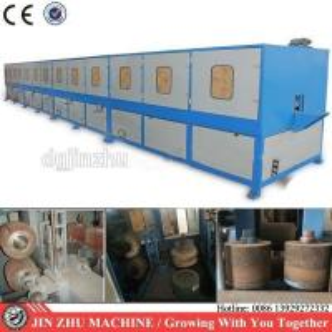 China Stainless Steel Pipe Polishing Machine , Square / Rectangle Tube Polisher wholesale