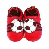 China YS2009-1 Baby Leather Shoes - Football wholesale