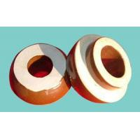 China Cleat,knob Insulators and porcelain Tubes for low voltage lines wholesale
