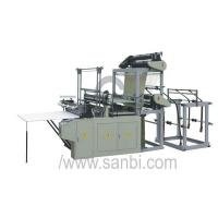 China SHXJ-A600-1000 High-speed Double Lines Bag-making Machine on sale