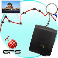 China GPS Receiver + Data Logger + Photo Tagger (Keychain Edition) wholesale