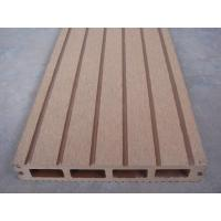 China Bamboo plastic composite outdoor decking wholesale