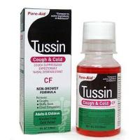 Quality Tussin CF cough/cold relief for sale