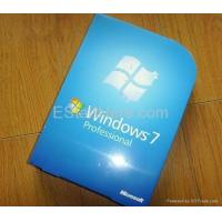 China Free Shipping Windows 7 window 7 Professional full english version wholesale