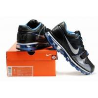 China Nike Air Max Trainer 1 Mens Black Blue Sneakers wholesale