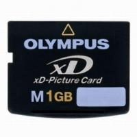 China Memory Card Olympus XD Olympus XD Picture card 1GB wholesale