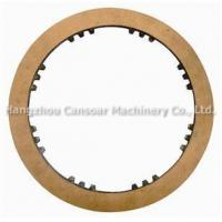China Paper based friction disc for Auto gearbox wholesale