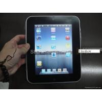 China M10 First 8 inch MID Table PC with Apple UI and iOS Menu WiFi ADSL 3G Camera wholesale