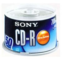 China Computer supplies Sony CD-R 700MB 80min on sale