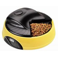 China PF-05A 4 Meal LCD Pet Feeder wholesale