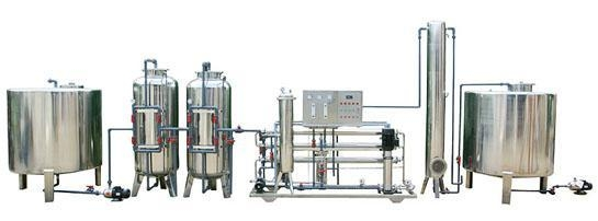 Quality Production line for mineral water for sale