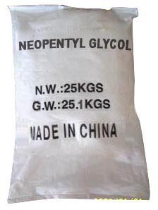 Quality Coatings and paints Neopentyl glycol Molecular formula:C5H12O2 for sale