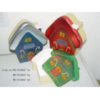 Buy cheap Paper Box Product House Shape Christmas Box from wholesalers