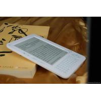 China 6.0 Inch Superslim eBook with built-in QWERTY Keyboard & 16GB Built-in Memory wholesale