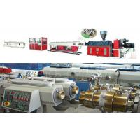 China PVC Double pipe Extrusion Line wholesale