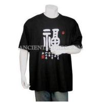 Buy cheap Chinese Fortune Character T-Shirt from wholesalers