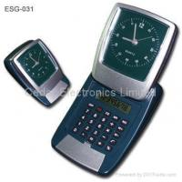 China Gift Alarm Clock with Calculator wholesale