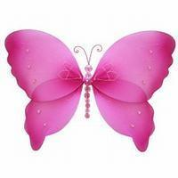 China butterfly decor wholesale