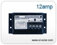 China ASC 12 Volt 12 Amp Solar Panel Charge Controller wholesale